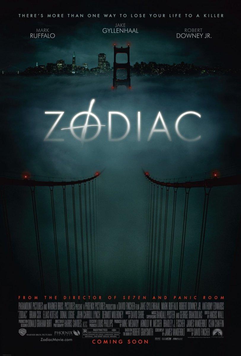 """Movie Review: """"Zodiac"""""""