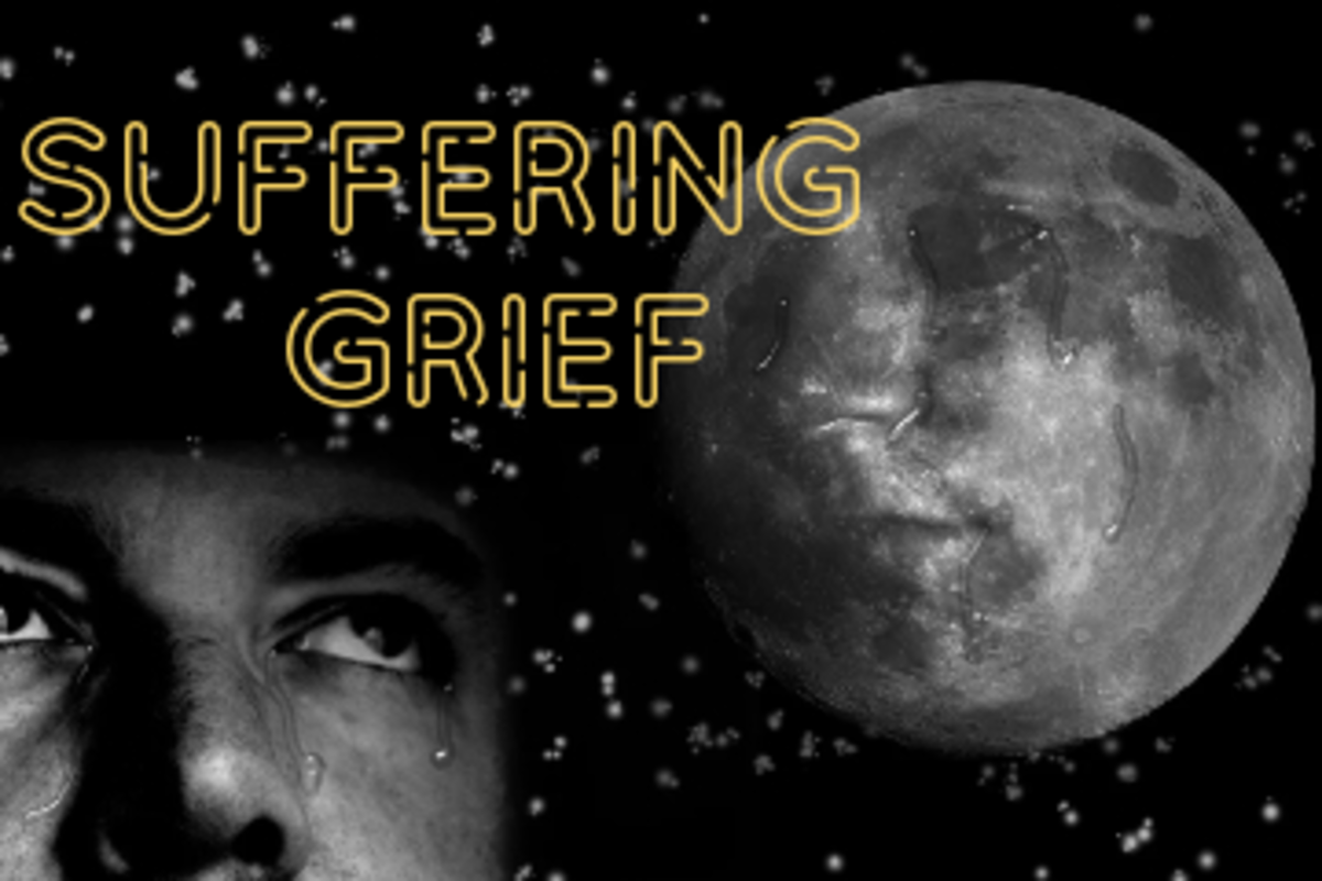 Poem: Suffering Grief