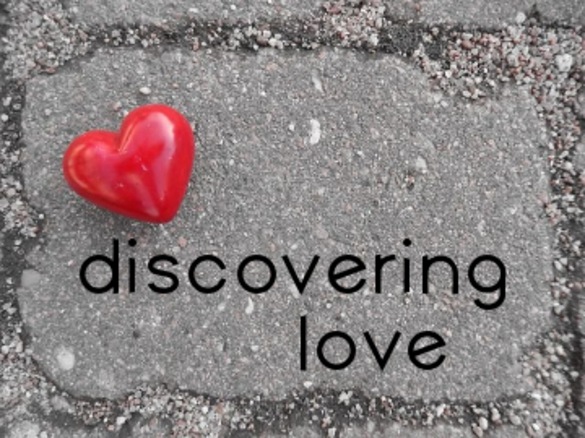 Poem: Discovering Love