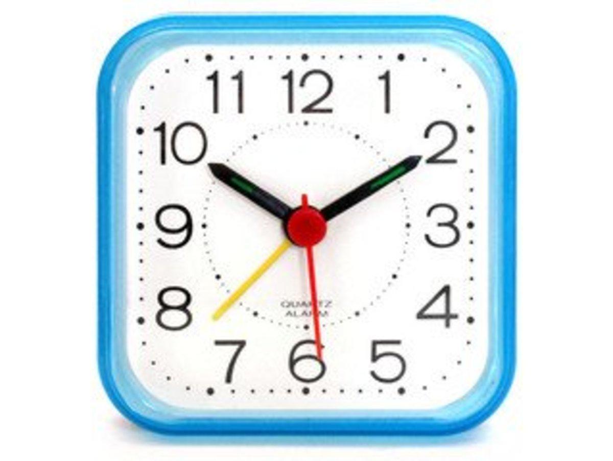 Poem: Alarm Clock