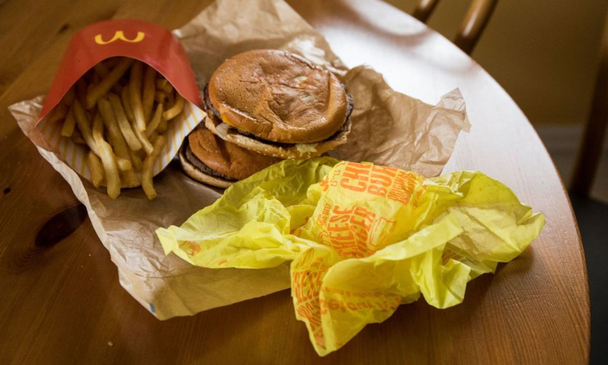 Do you like fast food? Have you heard about the indestructible McDonald's cheeseburger? You know, the ones that don't rot and just turn hard as a brick? Well, that's what this humorous poem is all about.