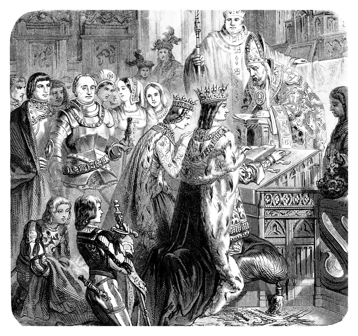 The King's Arrangement