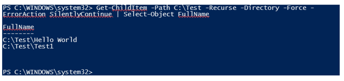 Execute PowerShell Scripts through SQL Server T-SQL