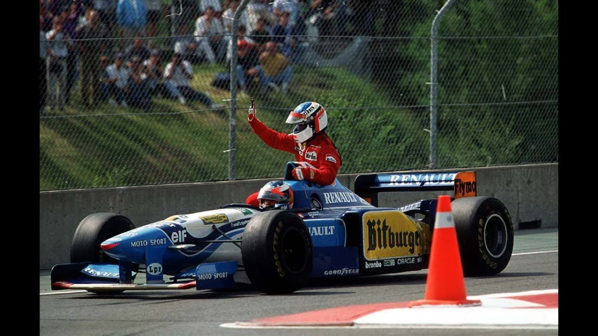The 1995 Canadian GP: Jean Alesi's Only Career Victory