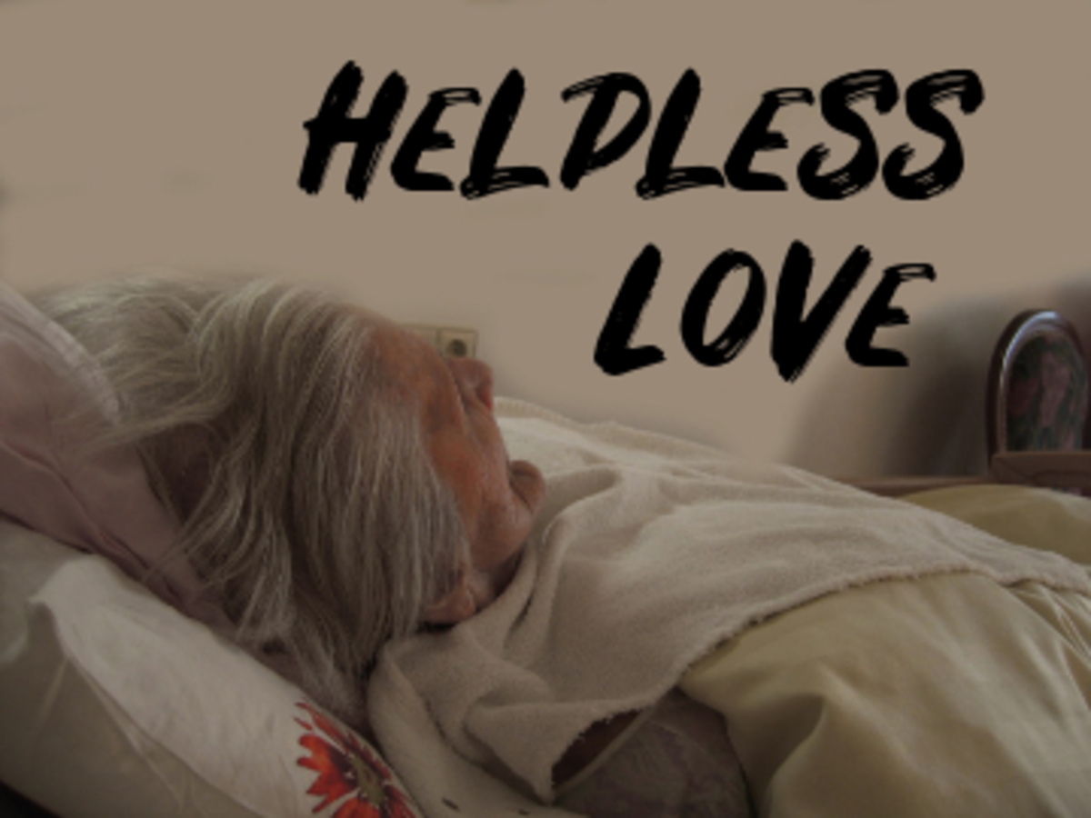 Poem: Helpless Love