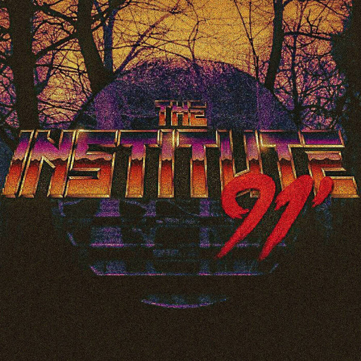 "Album cover art for ""Cairn,"" by The Institute '91"