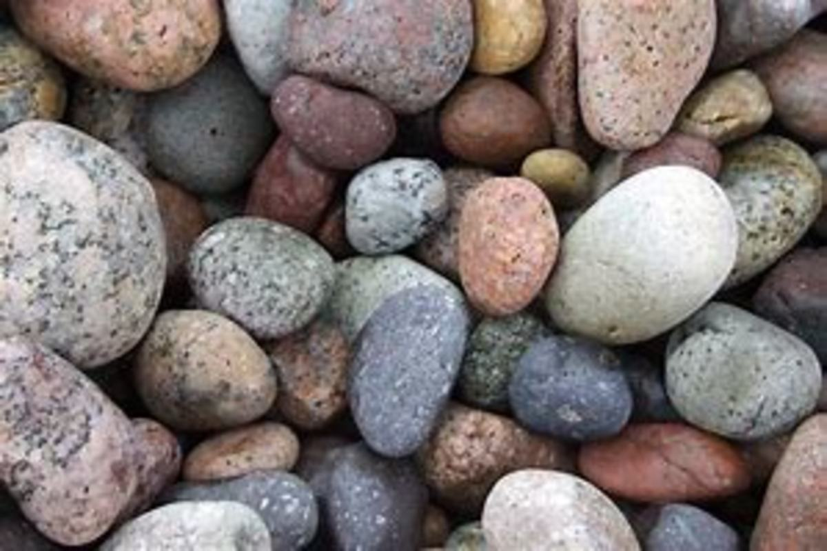 Simple Diction of Stone