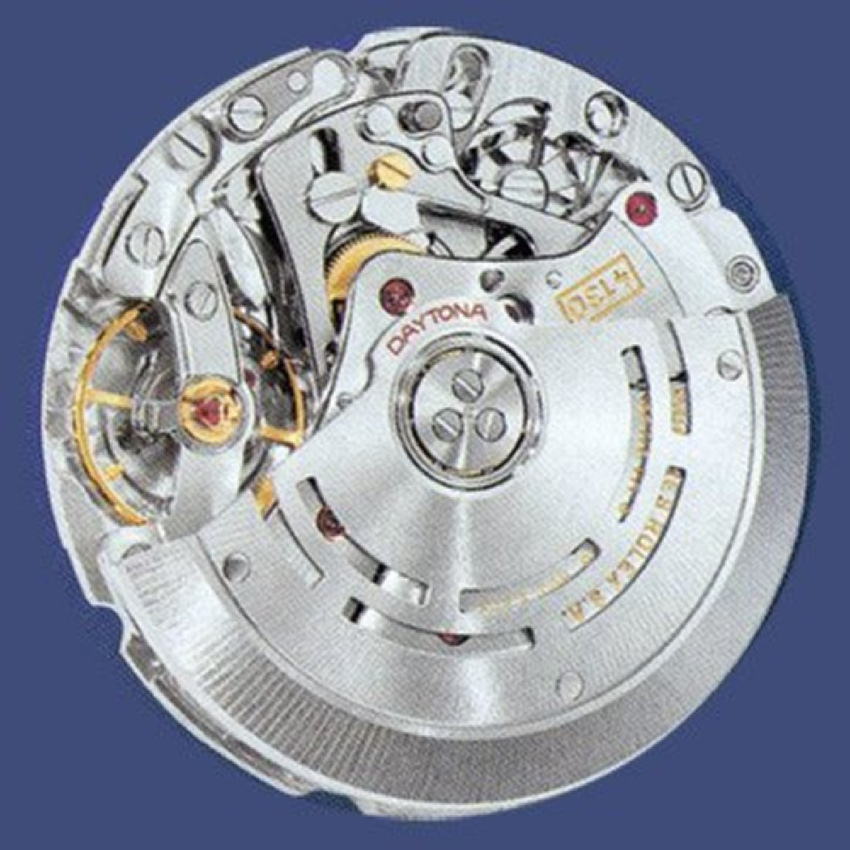 Rolex Watch Movement:  Self Winding, Manual Winding, and Quartz