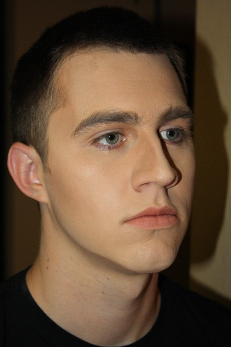 Straight Makeup For Males Bellatory