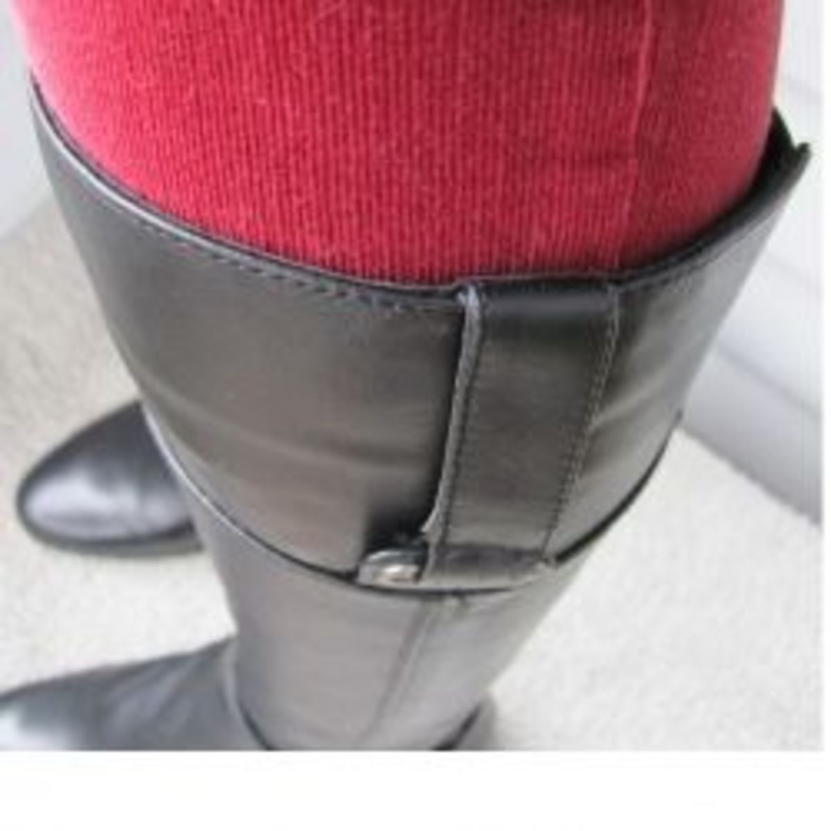 The Solemani Gabi is one of the snuggest-fitting boots I've tried.