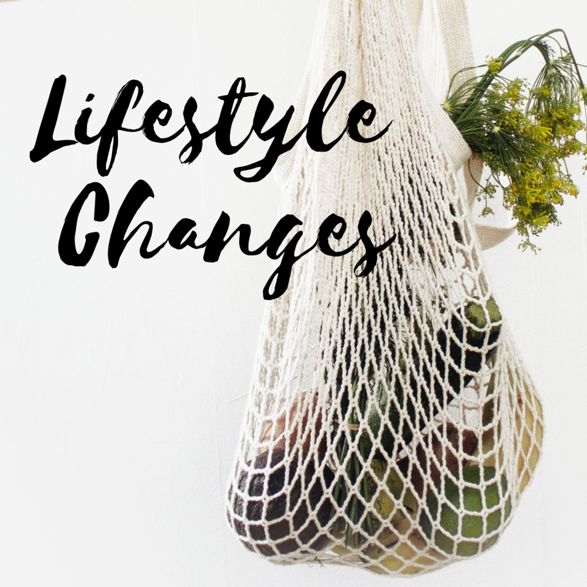 What lifestyle changes can you make to improve your overall health?