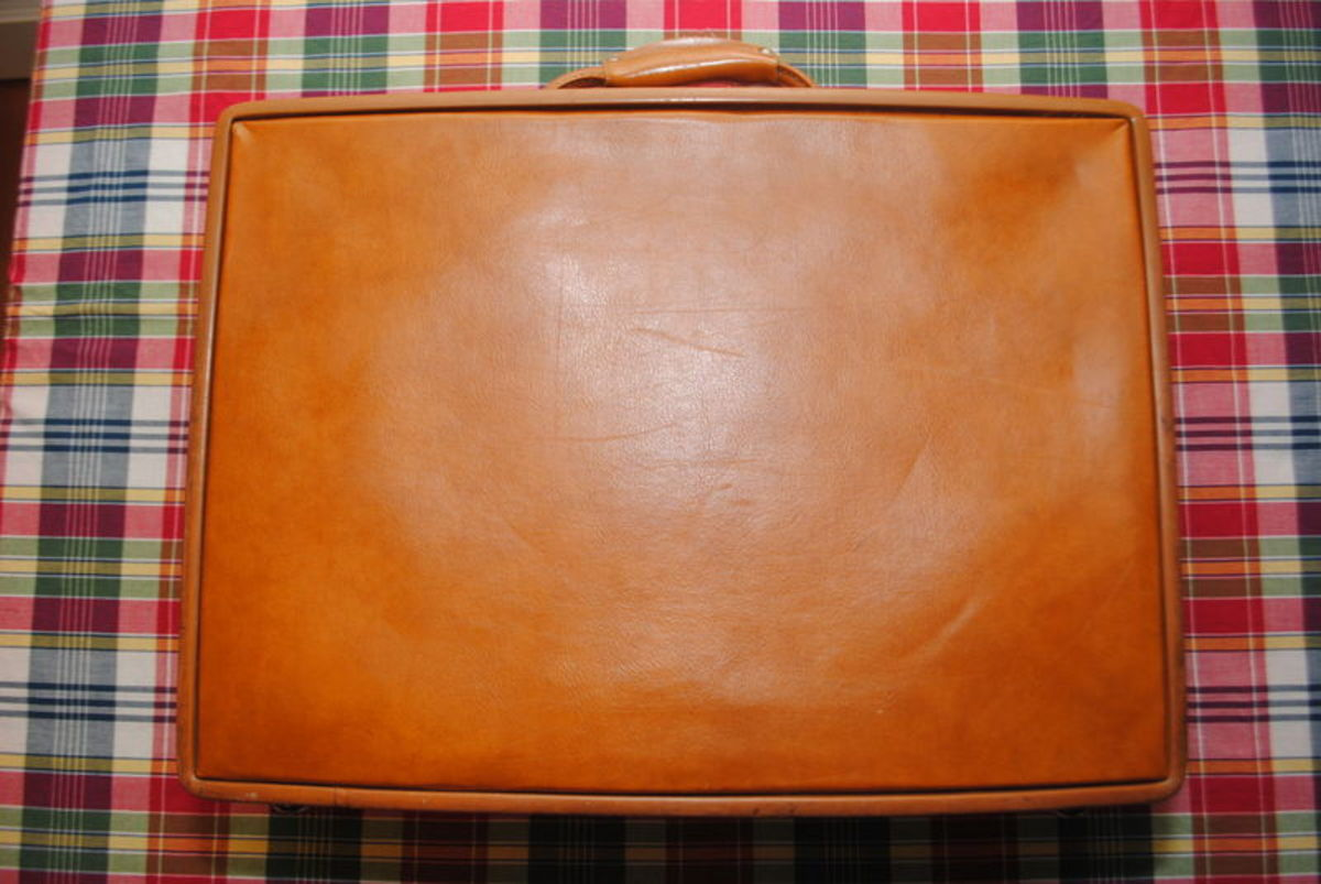 """Premium grade belting leather takes on a rich glow or """"patina"""" as the leather ages. In fact, if properly cared for, belting leather improves with age!"""