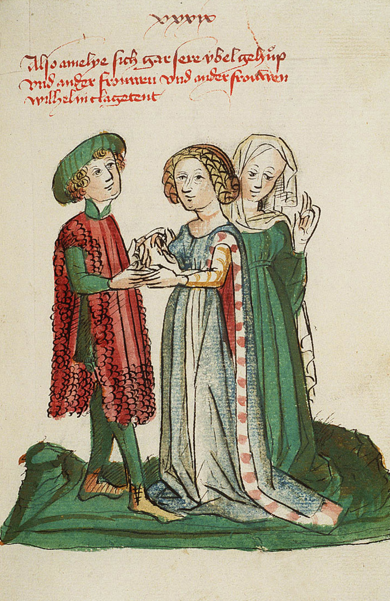 Fashion History of the High and Late Middle Ages—Medieval