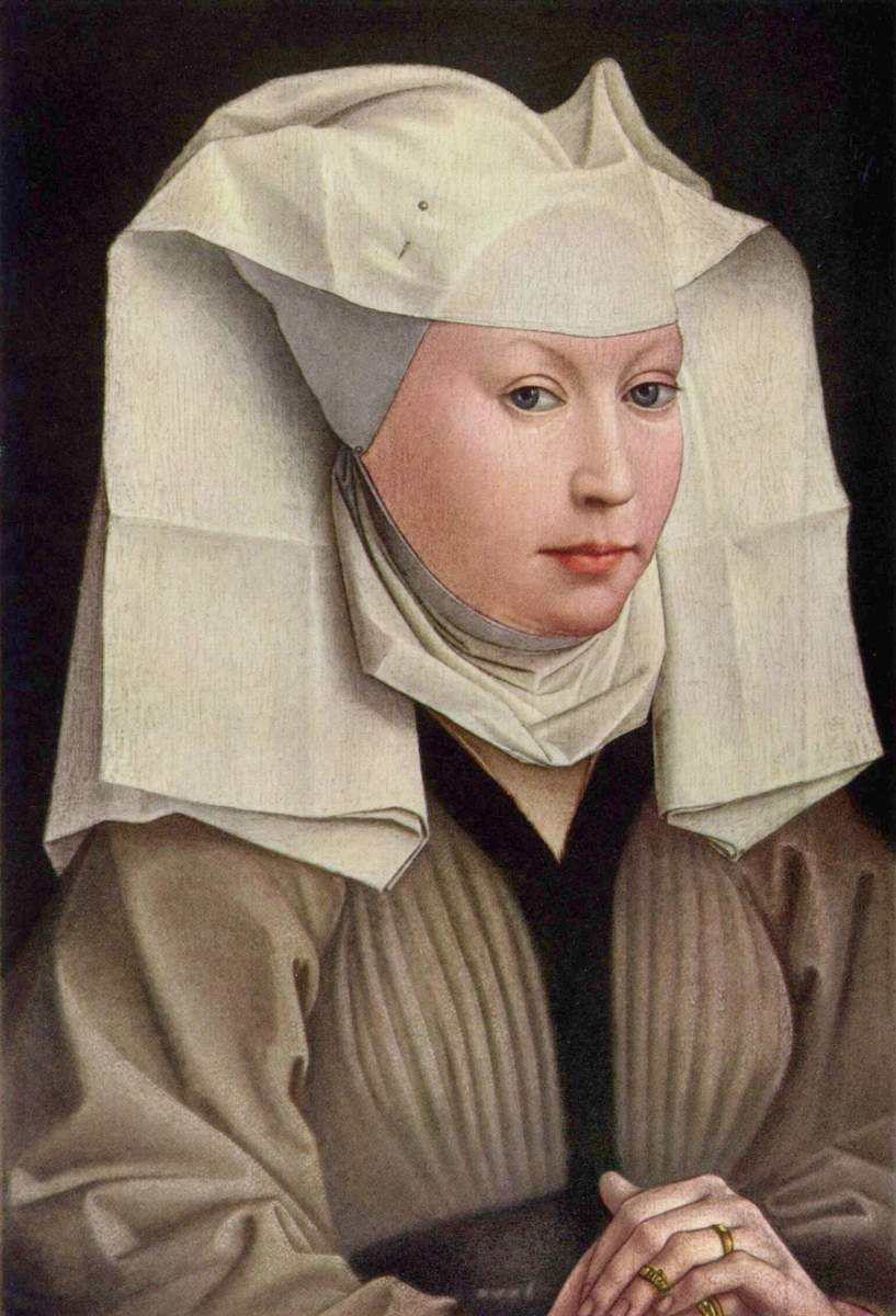 Wimple - circa 1430