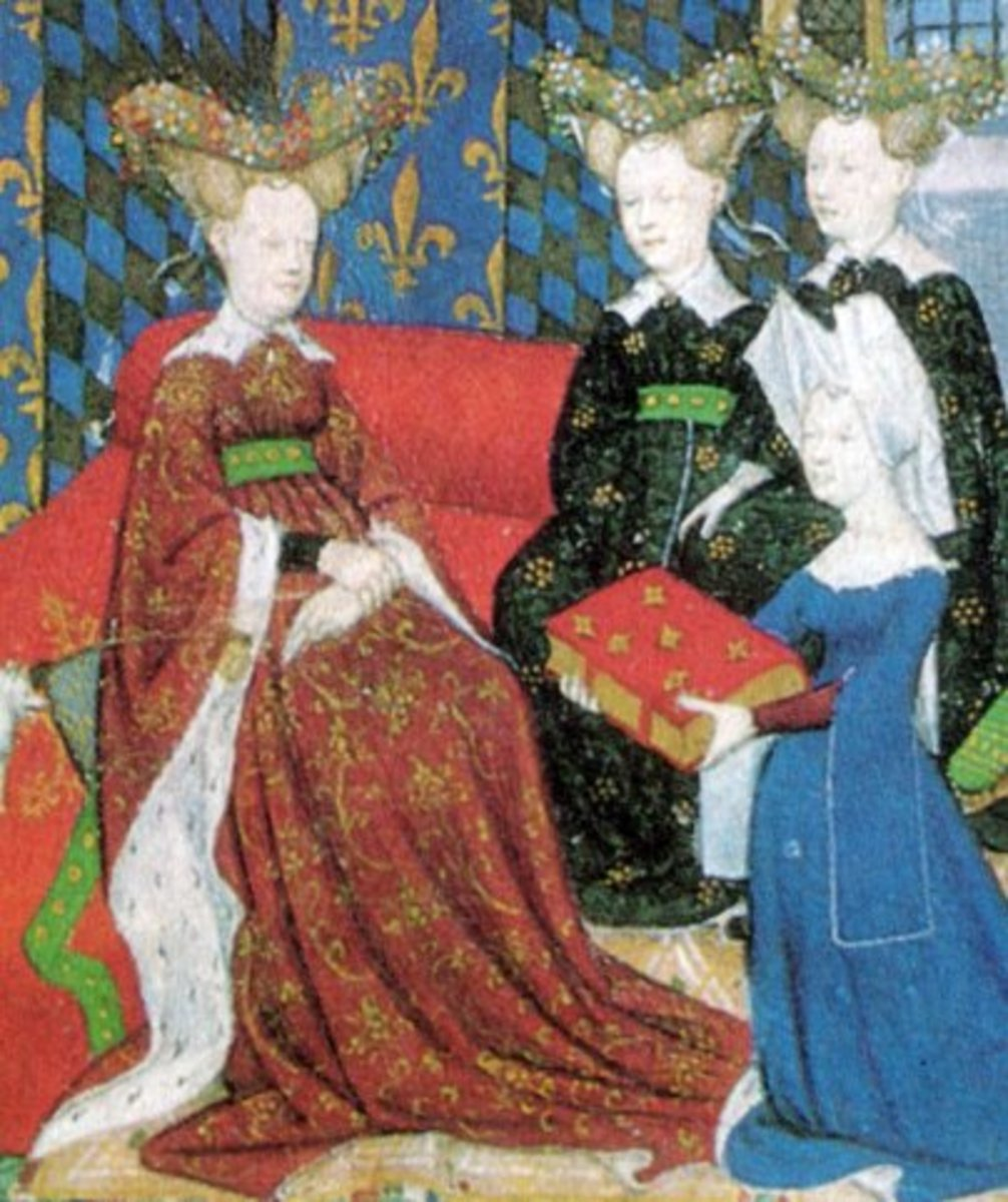 Fashion History Of The High And Late Middle Ages