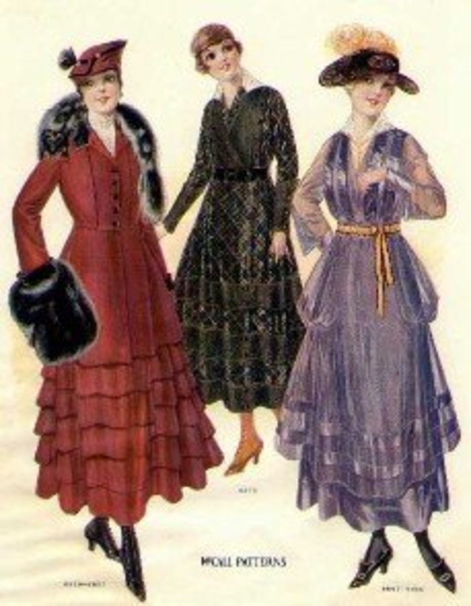 s fashion during wwi 1914 1920 bellatory