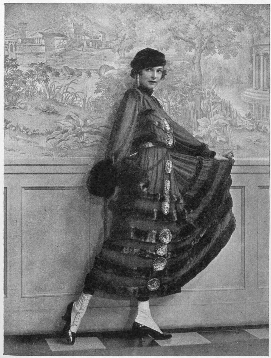 1917—Irene Castle.