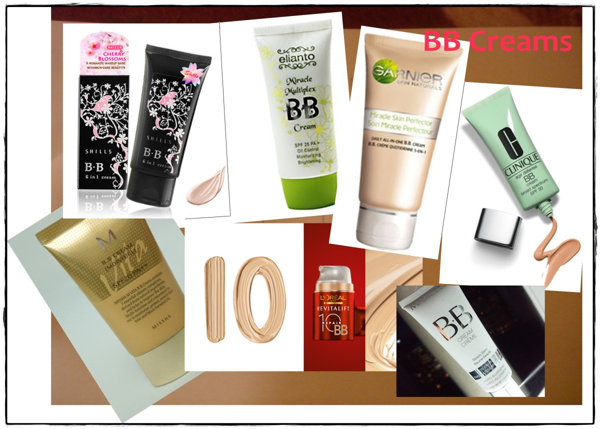 There are so many BB creams on the market since Garnier initially came out with their BB cream.
