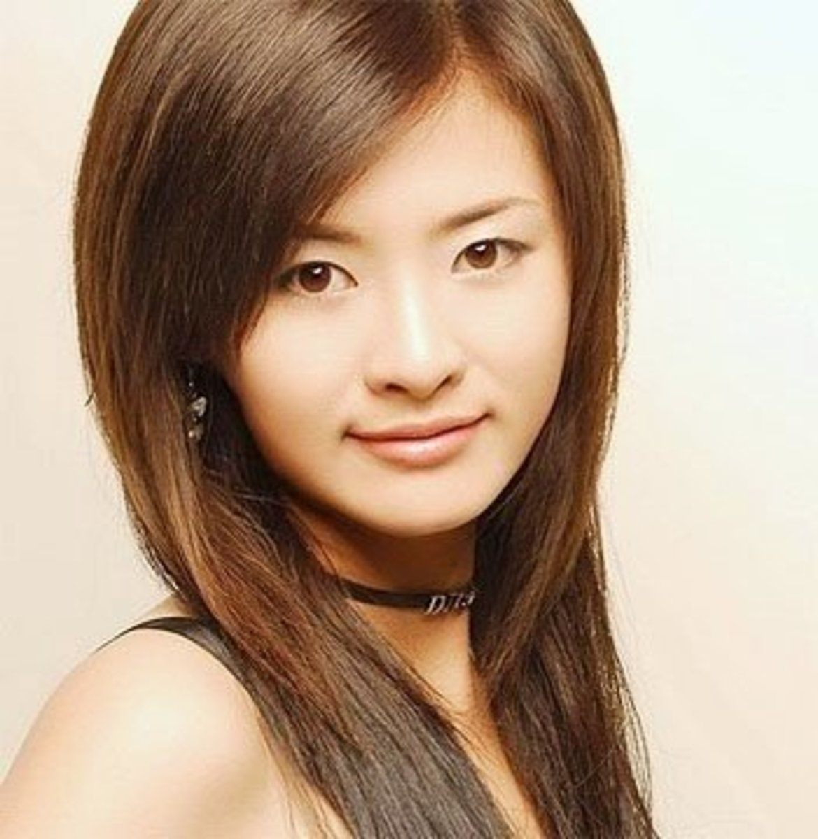 The best hair colors for Asians.