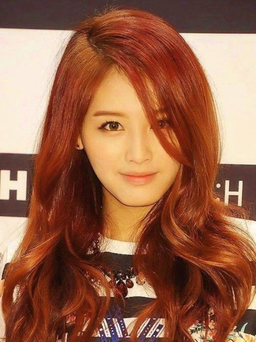 The Best Hair Colors for Asians  Bellatory