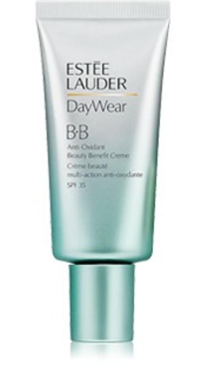 Ladies love Estee Lauder BB cream - lovely scent, lovely texture. Lovely