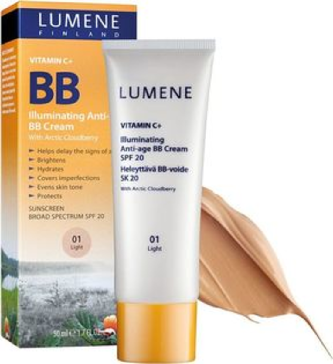 Lumene BB Cream