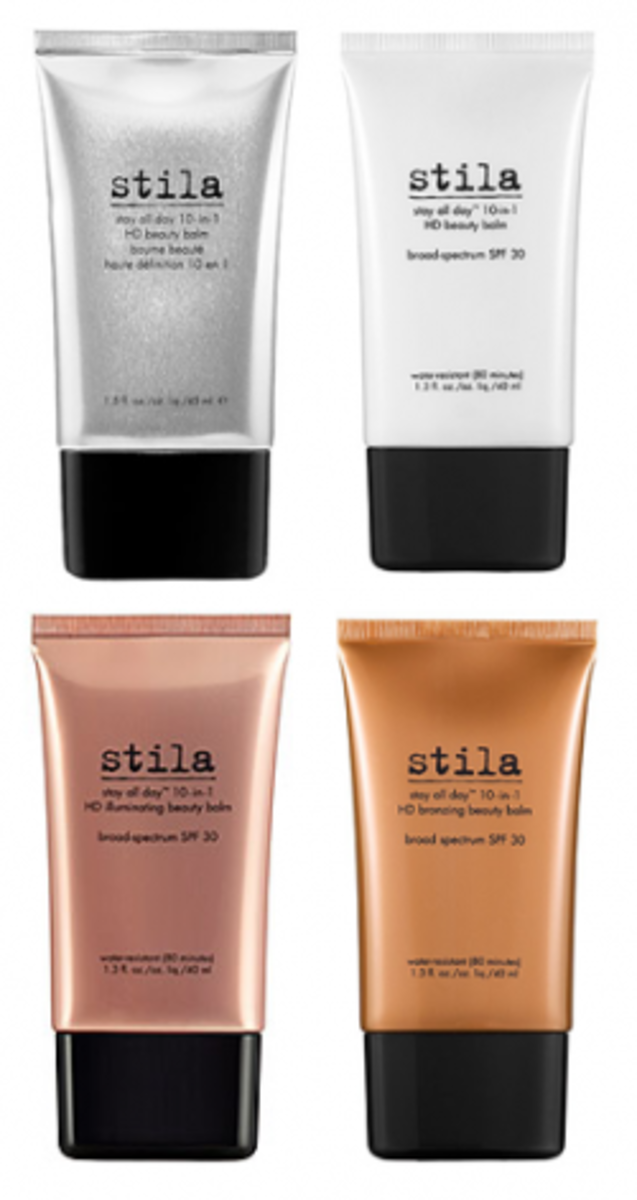 Stila is great if you want a BB with more natural ingredients