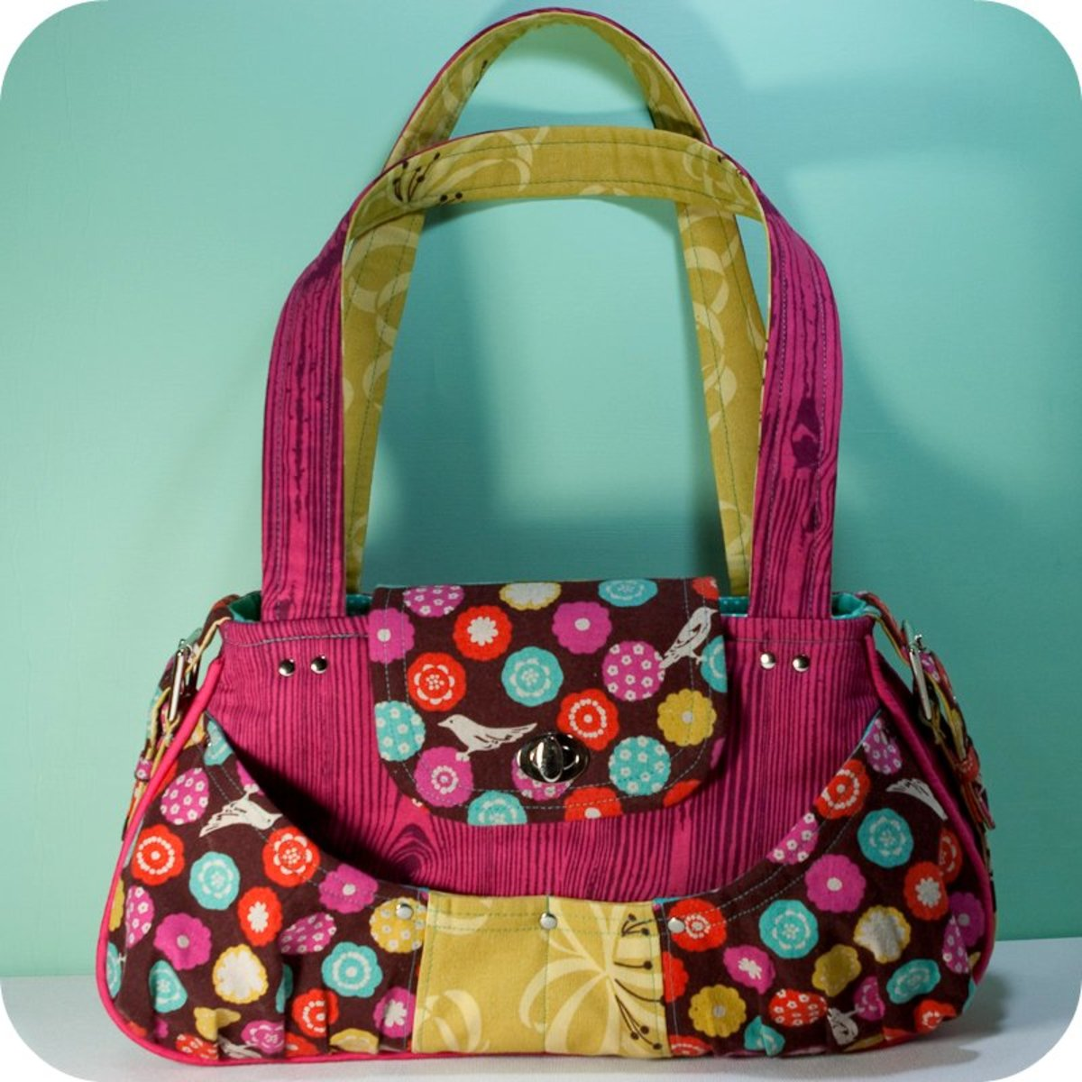 you may find a great one of a kind bag at a bag swap party so get swapping.