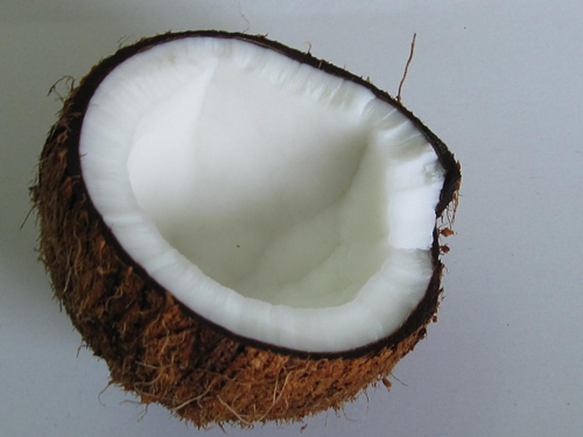 Coconut Halve
