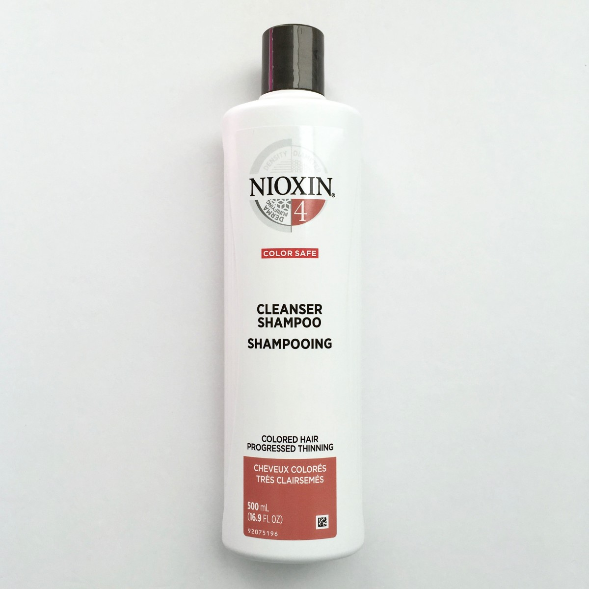 Nioxin Cleanser is another one of my favorite shampoos.