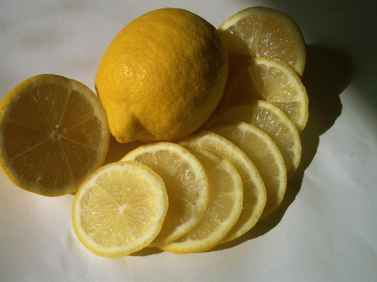 fresh lemon juice has 101 uses including hair treatments and skin care recipes