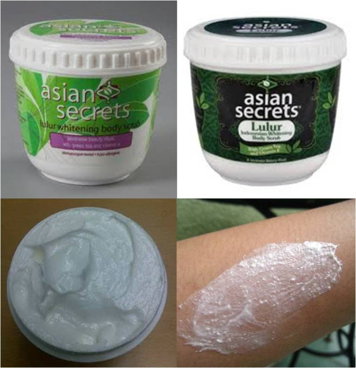 Asian Secrets Lulur Body Scrub