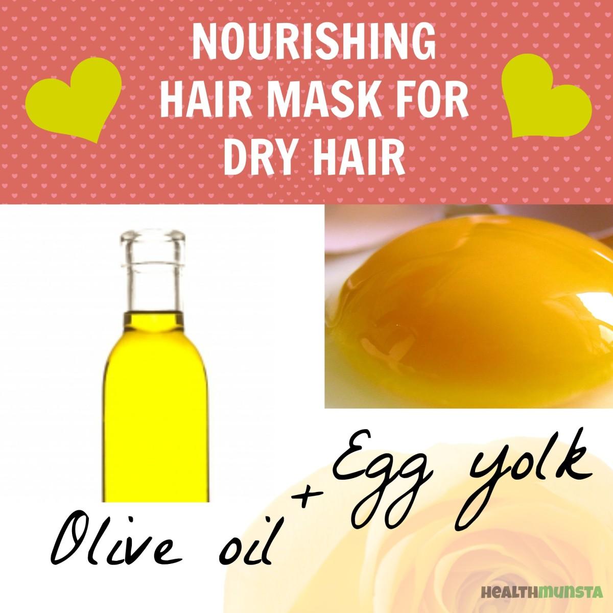 diy hair care best hair masks for dry hair. Black Bedroom Furniture Sets. Home Design Ideas