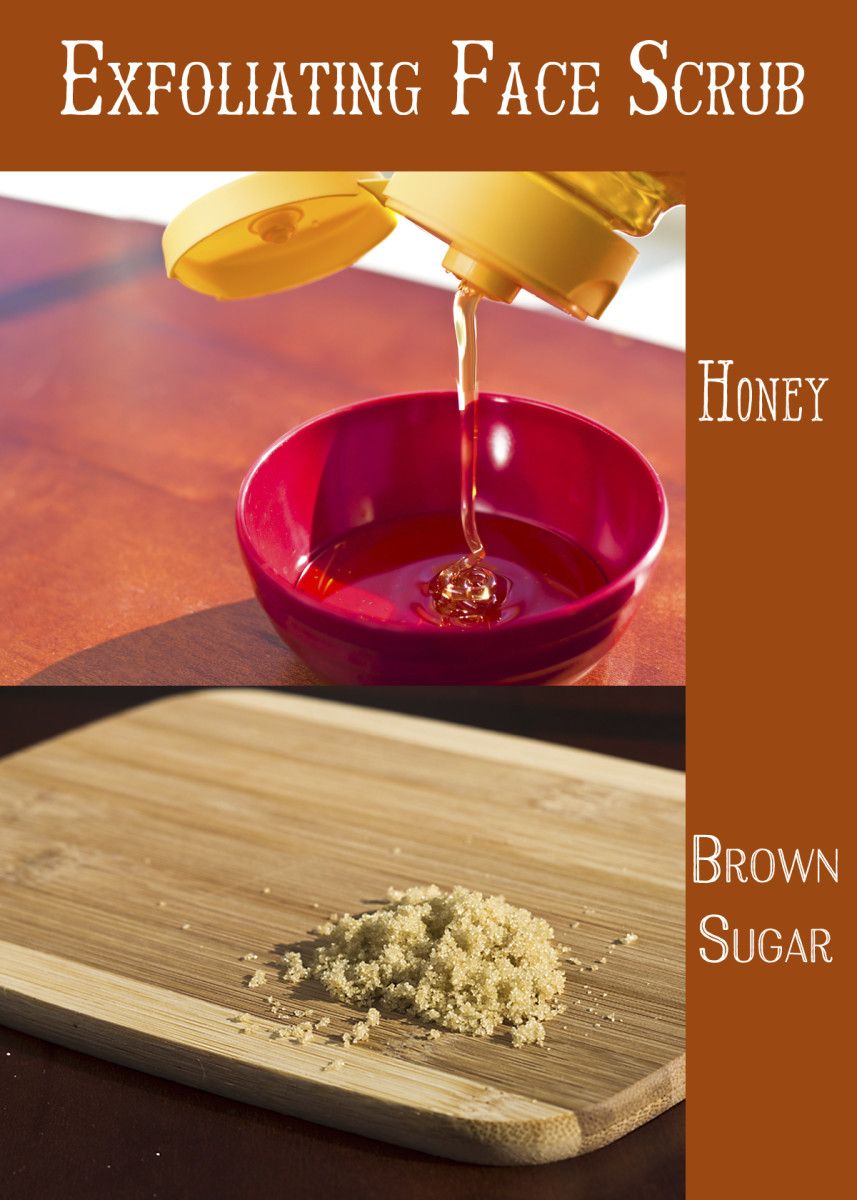 Brown sugar is a great medium for exfoliation and keeps blackheads at bay!