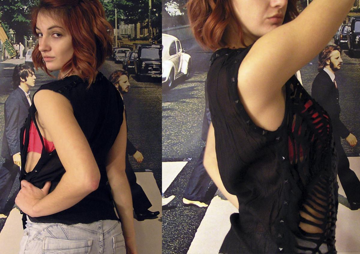 diy-fashion-punk-spiderweb-cut-shirt