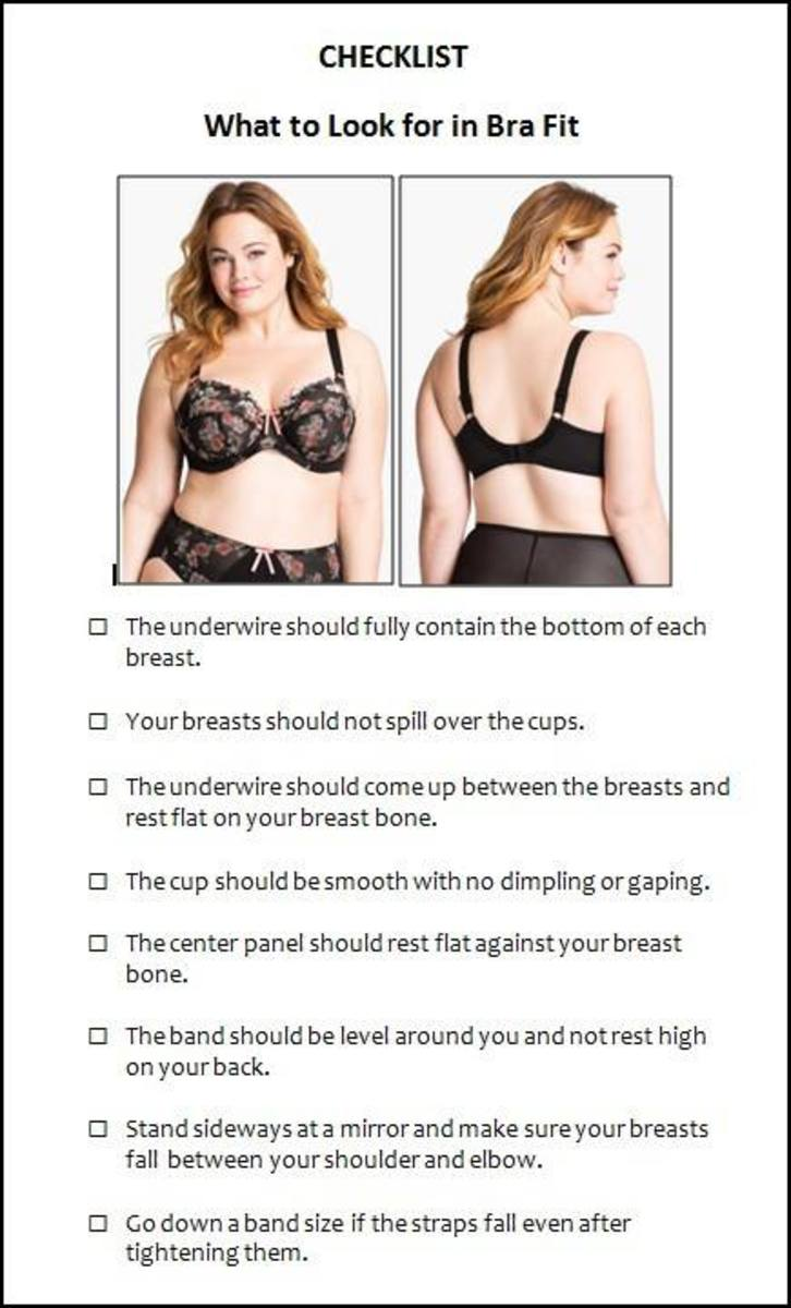 HOW TO: Find Your Real Bra Size | Bellatory