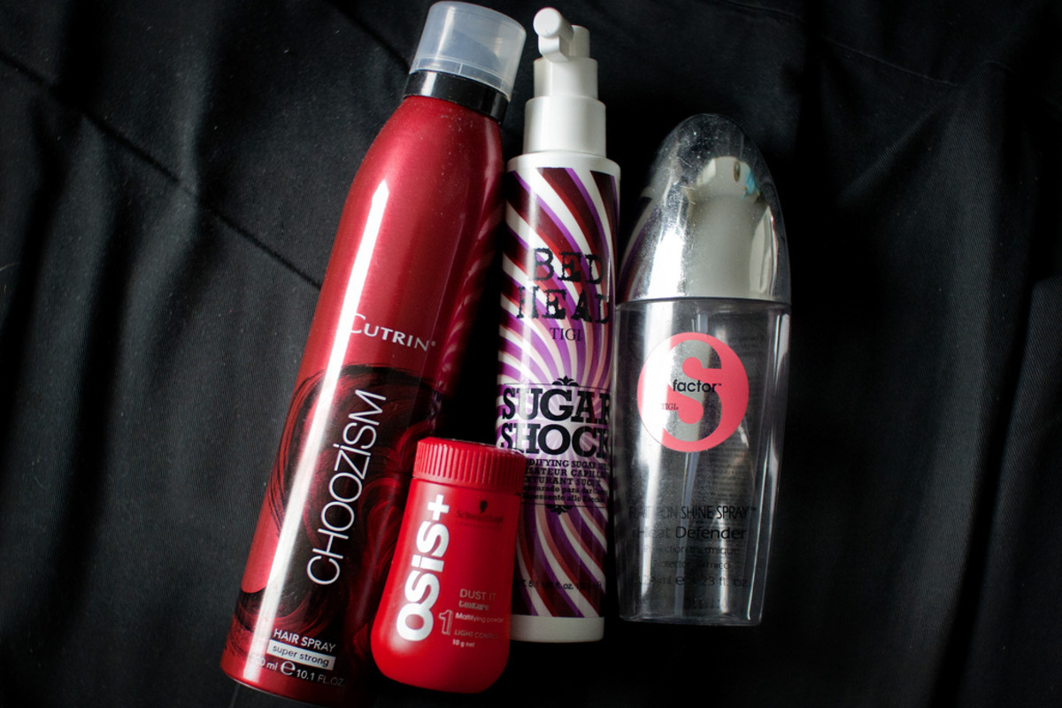 Did you know some hair products have ingredients that can make your hair frizzy?