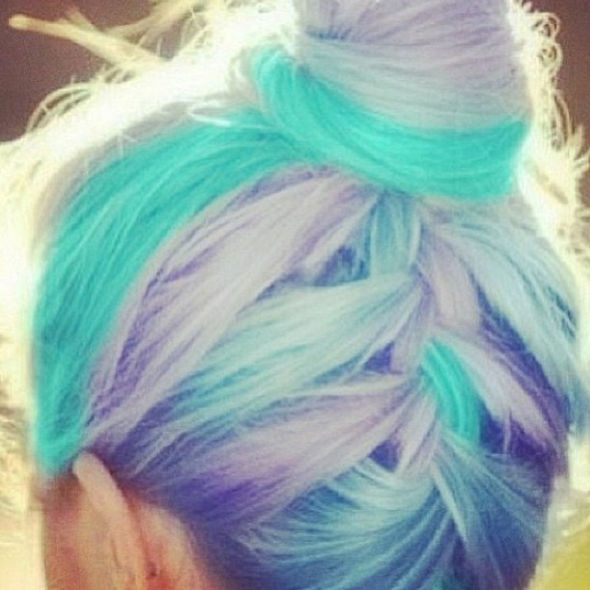 How To Dye Blue Hair Bellatory