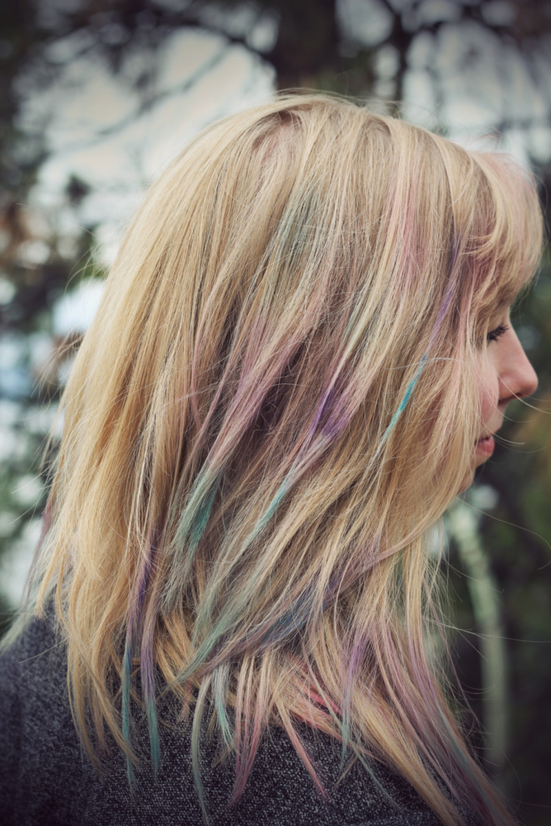 how to fix damaged hair roots