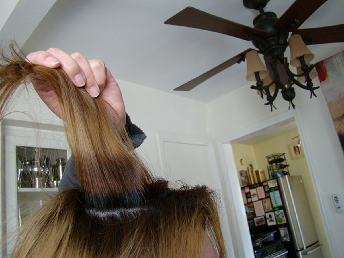 How to touch up dark roots in blonde hair bellatory source solutioingenieria Image collections