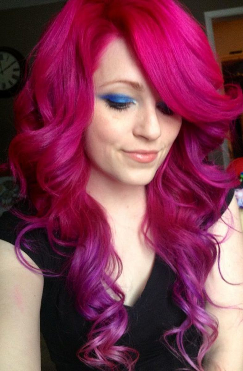 10 Neon Hair Color Ideas And What Products To Use Bellatory
