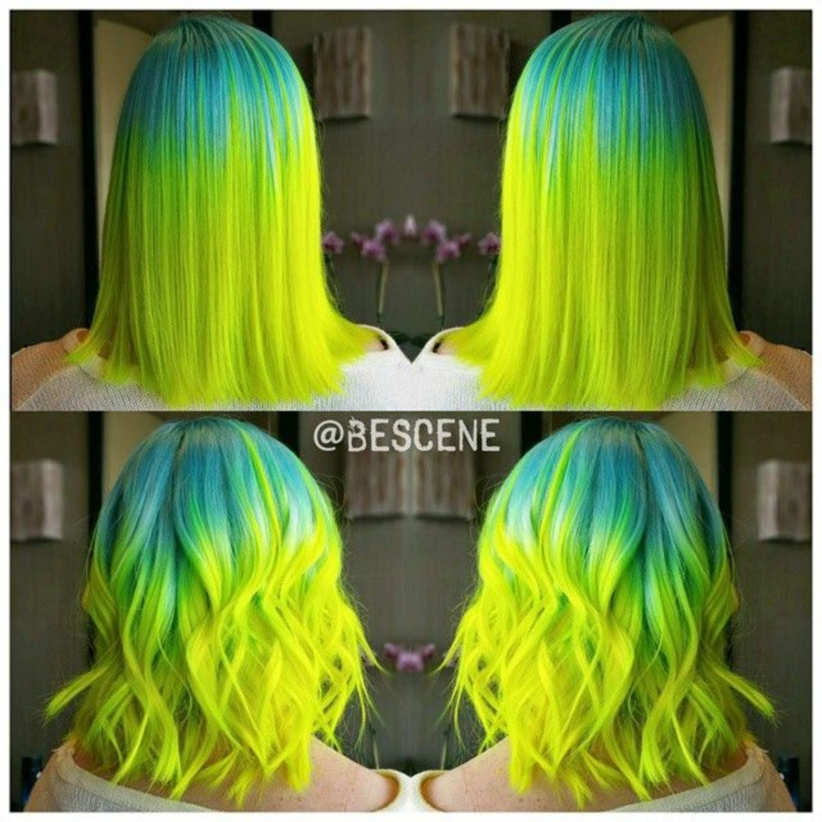 10 Neon Hair Color Ideas and What Products to Use