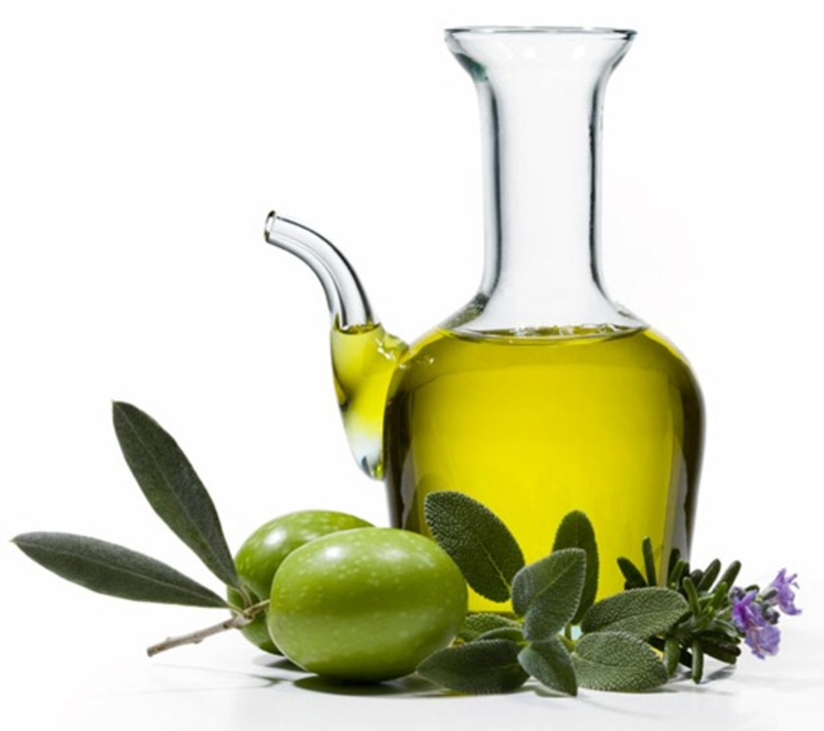 Olive and other common oils can moisturize your skin and may help reduce scarring.