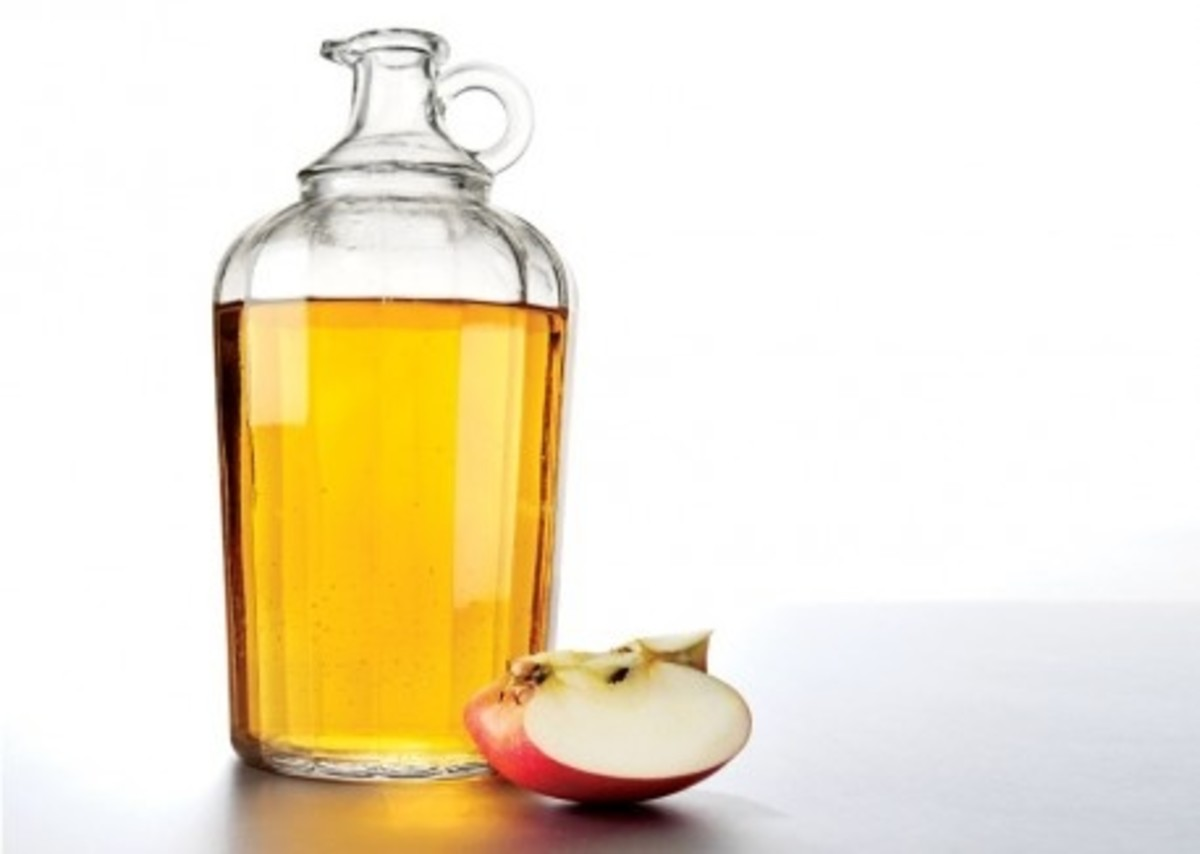 Apple cider vinegar can help your skin whether you ingest it or apply it topically.