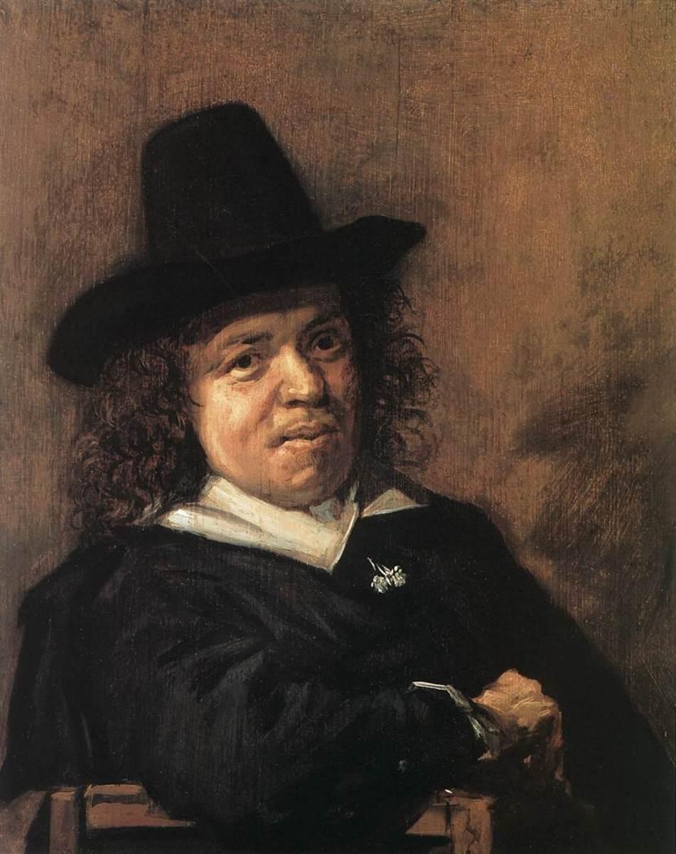 Capotain circa 1655.