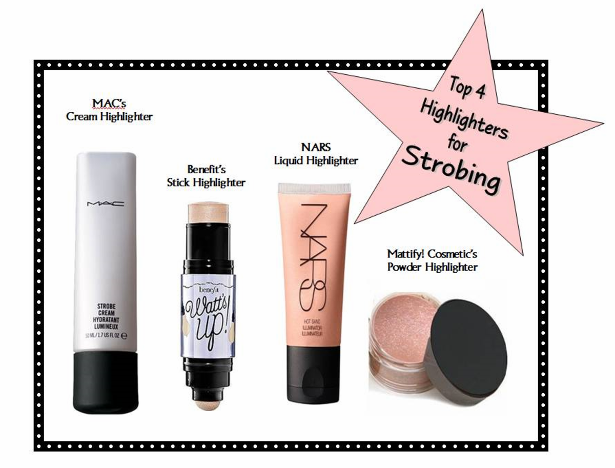 Best Highlighters for Strobing