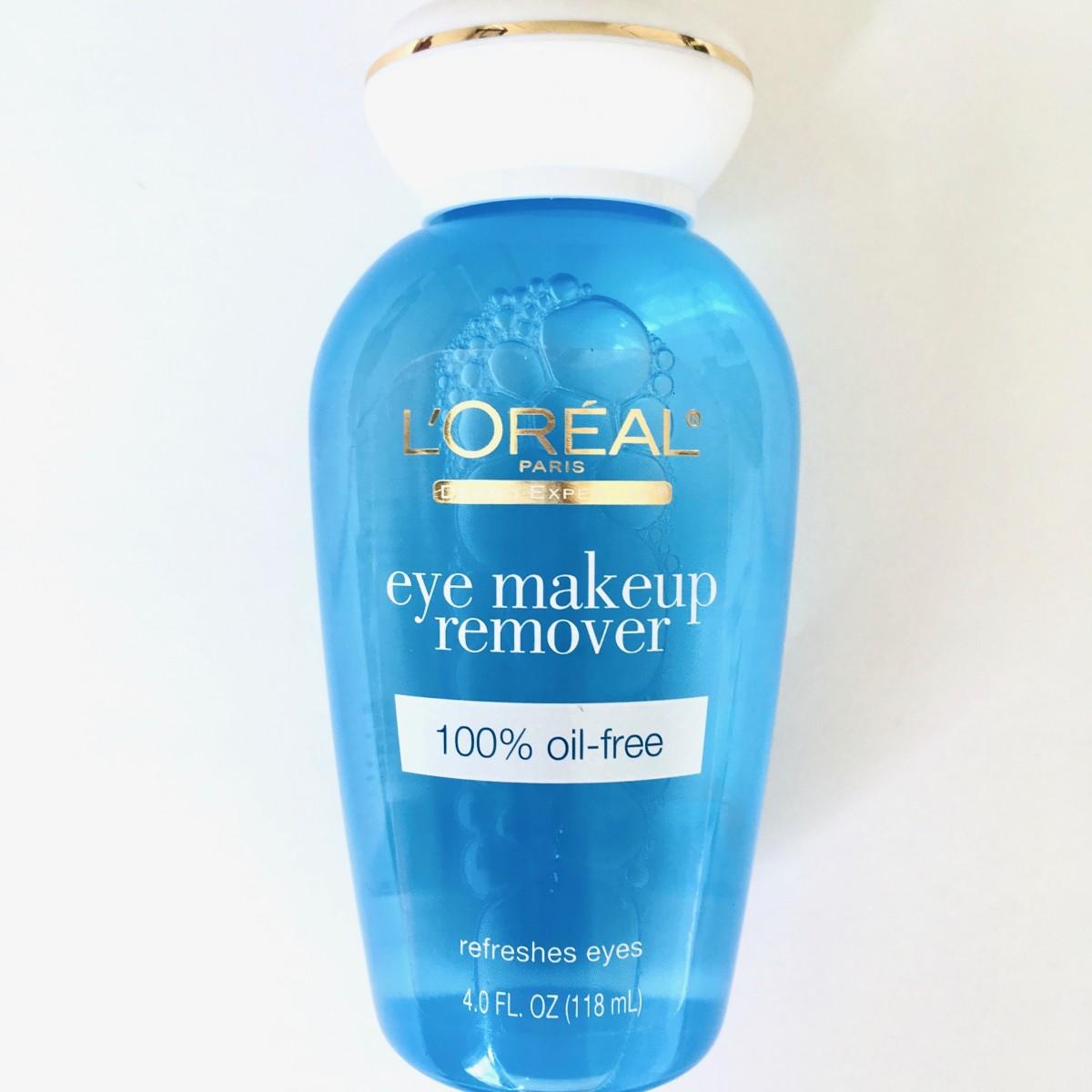 L'Oreal Paris Oil-Free Eye Makeup Remover