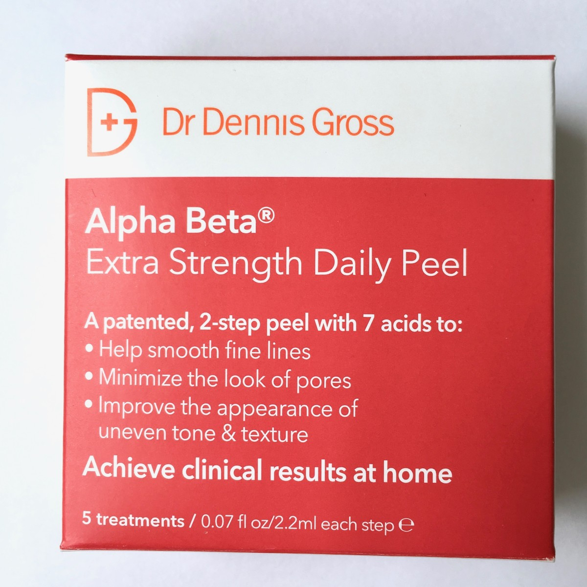 Dr. Dennis Gross Alpha Beta Peel Pads