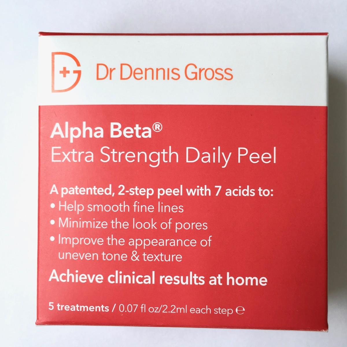 Dr. Dennis Gross Alpha Beta Peel Pads
