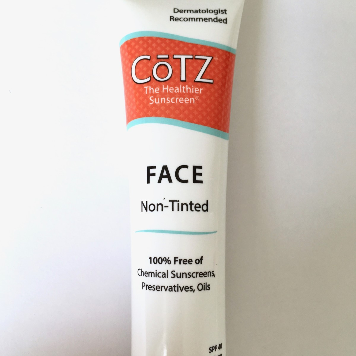 Cotz Face SPF 40 Natural Sunscreen